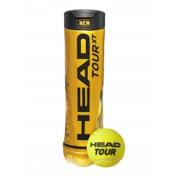 HEAD PALLINE DA TENNIS TOUR XT