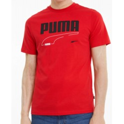 PUMA T-SHIRT REBEL UOMO